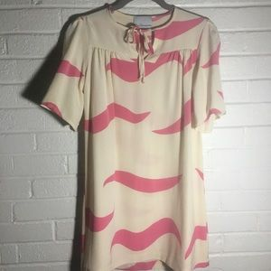 Miss Davenporte Designer silk Mini Dress or Tunic
